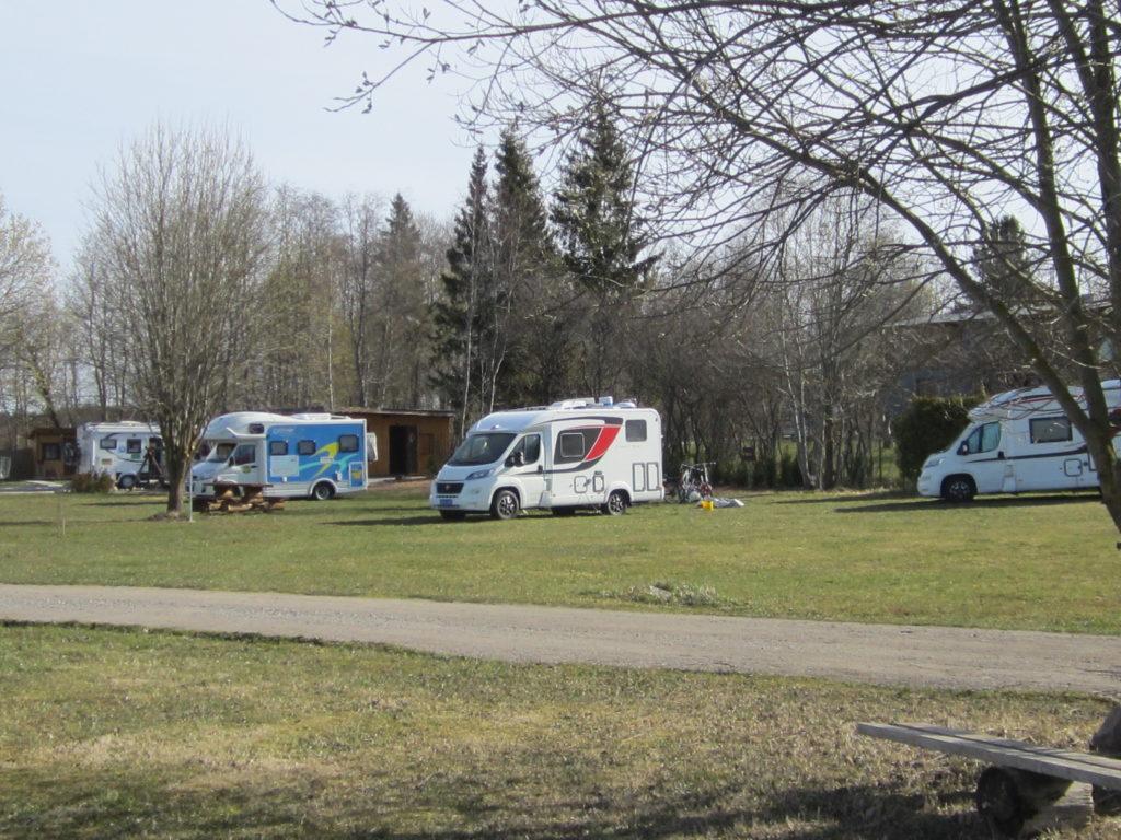 Парк для караванов
